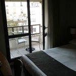 Balcone della stanza