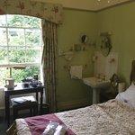 Tea & coffee facilities, room view