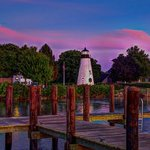 Concord Point Lighthouse at 6:30AM 9/15/2013
