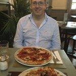 Pizza main courses