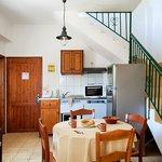 Kitchen area - Maisonette #4