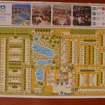 Mapa hotelu
