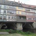 Krämerbrücke Aussenansicht
