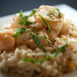 Seafood Risotto Appetizer