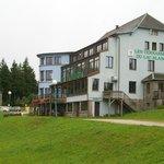 "Hotel/Restaurant ""Les Terrasses du Lac Blanc"