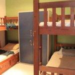 Dormitórios coletivos