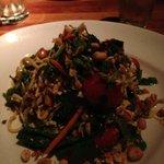 salade noodles boeuf