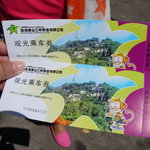 Tickets to the Cable Car