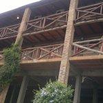 fachada interior