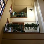 Room Balconies from Inside Sitting Room