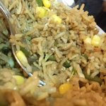 Corn Veg Fried Rice