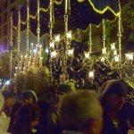 Semana Santa en Almeria...procesiones por sus calles