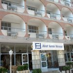 Hotel Santa Monica El Arenal Majorka