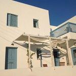 Astraeos Hotel, Milos, Grécia