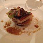 Tussengerecht menu Gastronomique.