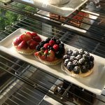 Fresh Berry Tarts