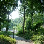 Just across 110th Street - Central Park