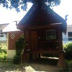 garden view hut