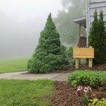 Directions at Parish Hall