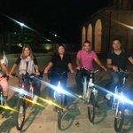 pedalando per Ibla in allegria...con electrical bike ibleo!