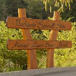 Bathgate Entrance Sign