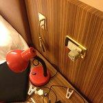 """Bedside lamp """"repair"""""""