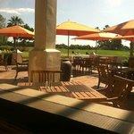 Enjoy Indoor & Outdoor Golf Course Views