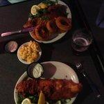 Diner Plates & Beer!