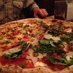 Wonderful pizza