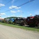 Oil Creek & Titusville Railroad Caboose Motel