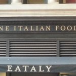 located not too far from the famous Eataly