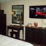 42  In LCD  Flat Screen tv,Frig