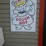 Entrance to Dough Boy