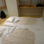 Double room with 2 mats