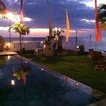 Splendidi tramonti sul mare