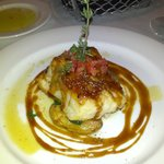 Chilean sea bass w/hoisin sauce
