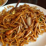 Mee Goreng or Fried Noodles