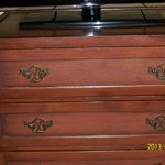 dated dresser
