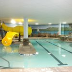 Indoor Pool at Comfort Suites Lake George