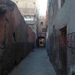 Street of Riad