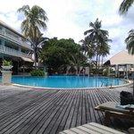 Pool at Cape Panwa Hotel