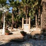 Giardini Sausari (uno dei tanti scorci del giardino)