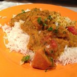 Chicken Bhuna. Delicious!