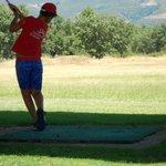 Amigos de la Sayuela en el campo de golf
