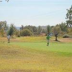Campo de golf para todos