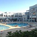 Pool Area Hotel Fanadir
