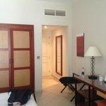 Room 117, Hotel Fanadir