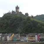Cochem, Reichsburg und Moselufer