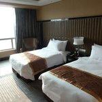 Big comfortable beds