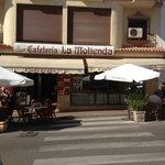 cafeteria la molienda,Ronda